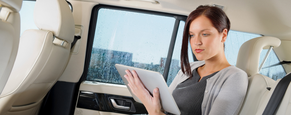 minicab business account service